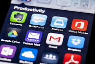 5 Apps on smart phone