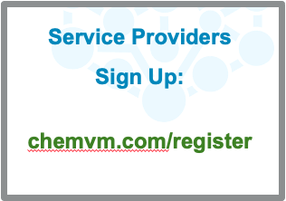 Chemical toll processors, formulators, packagers register here for ChemVM